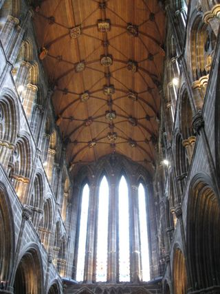 Glasgow Cathedral - 10