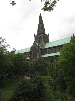 Glasgow Cathedral - 20