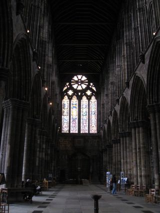 Glasgow Cathedral - 09