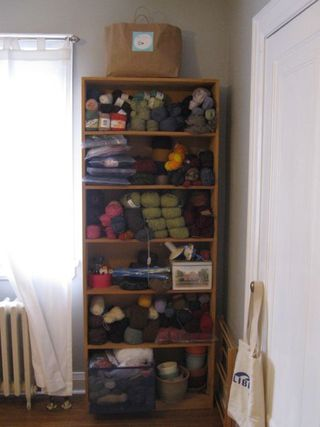Lots of yarn